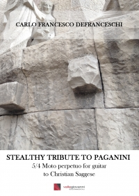 Stealthy tribute to Paganini