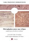 Hiéroglyphes pour une éclipse